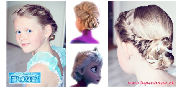 Frozen-elsa-haar-kapsel