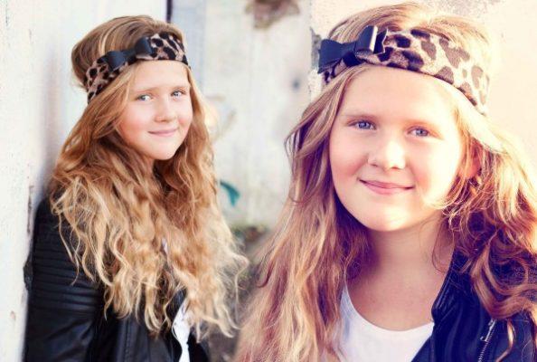 Haarbanden voor meisjes