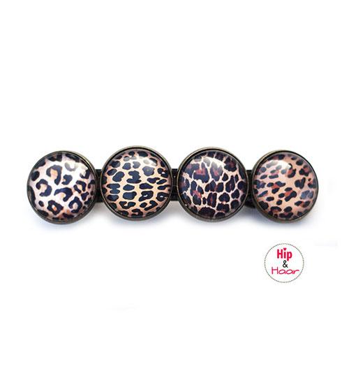 Haarklip-meiden-tijgerprint-xl