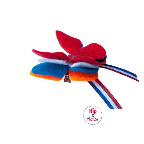 Rood-wit-blauw-vlinder-haarspeldje