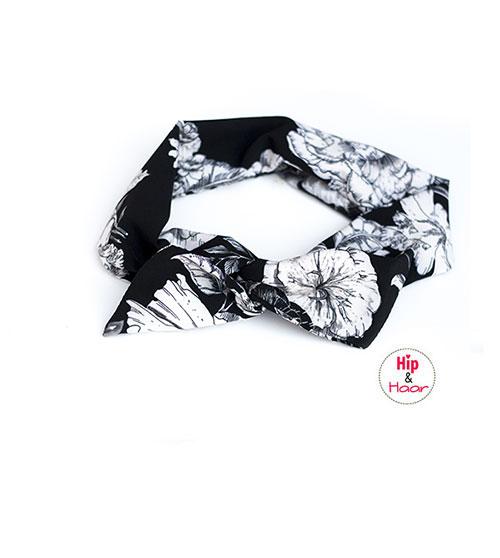 Haarband-met-ijzerdraad-zwart-wit