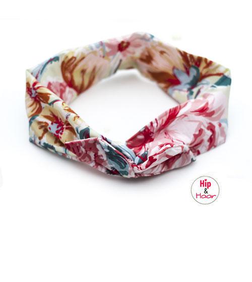 Haarband-met-ijzerdraad-zachte-bloemen-print-pastel