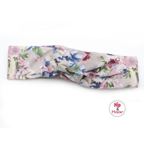 haarband-met-ijzerdraad-zacht-grijs-met-bloemen