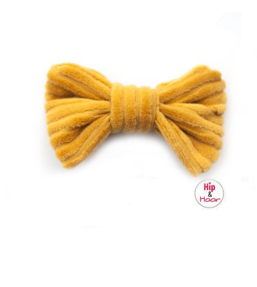 Haarstrik-ribstof-okergeel