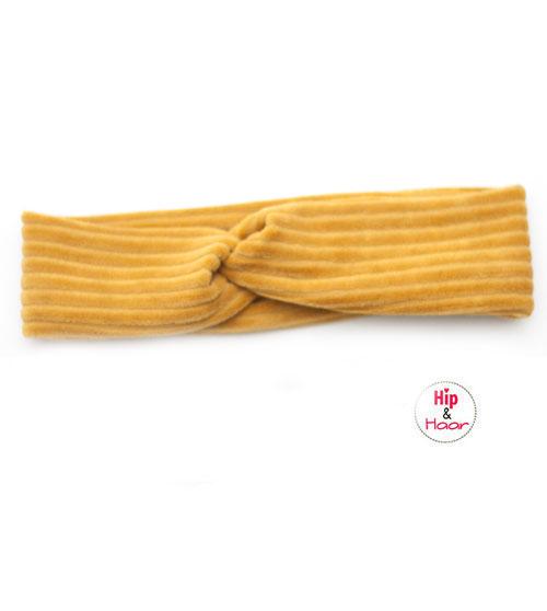ribstof-haarband-oker