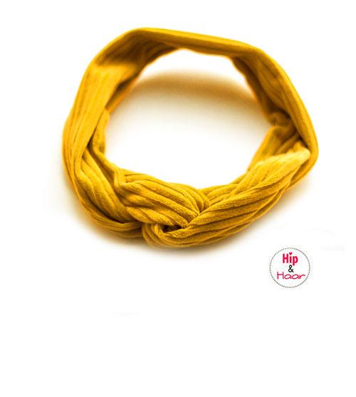 Haarbanden-met-ijzerdraad-ribstof-oker