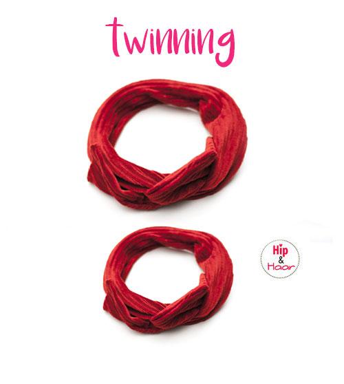twinning-haarbanden-wijn-rood
