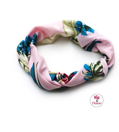 boho-bandeau-haarband-roze-tropic