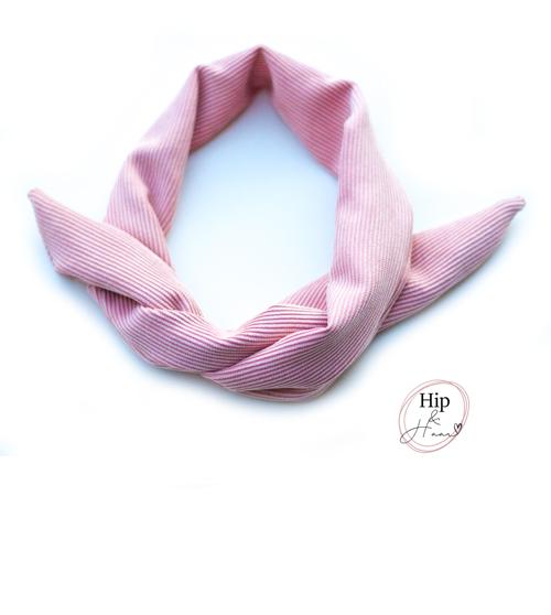 Bandeau-haarband-zacht-roze-rinstof