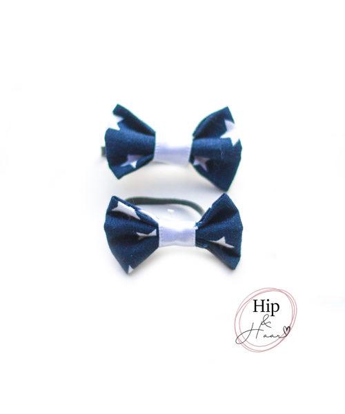 baby-elastiekjes-donker-blauw-en-wit