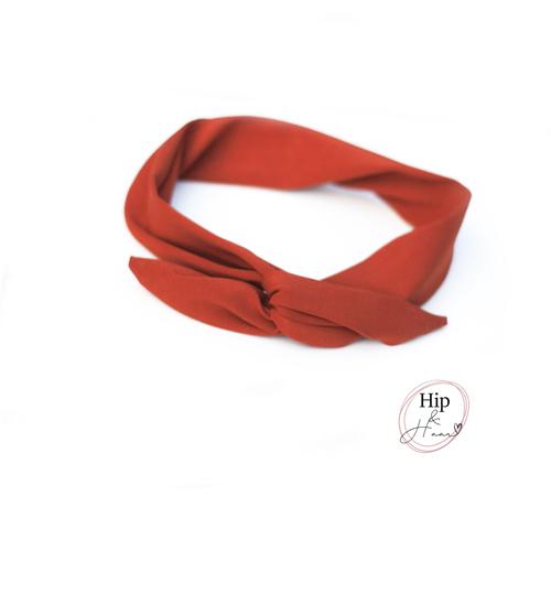 Bandeau-haarband-ijzerdraad-roest
