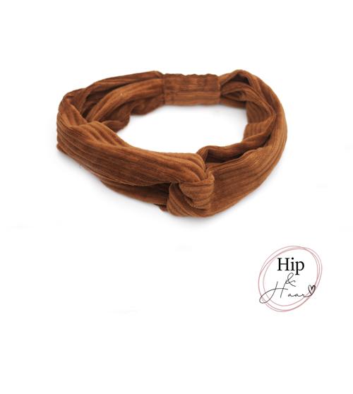 turban-haarband-ribstof-herfst-bruin