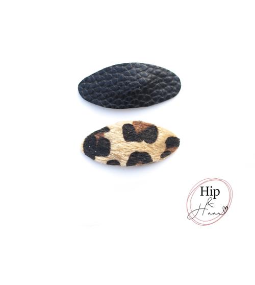 Peuter-haarspeldjes-duo-zwart-en-cheetah