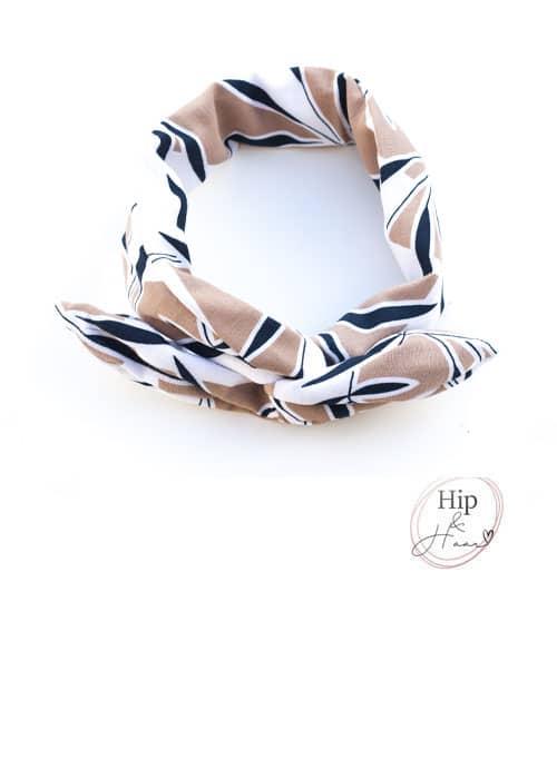 Draad-wrap-haarband