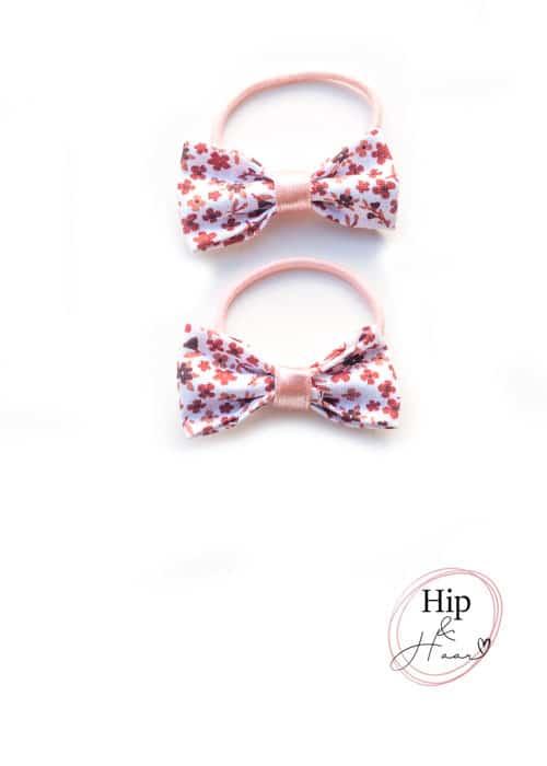 Baby-elastiekjes-bloemetjes