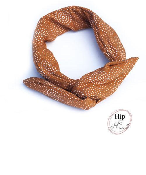 Haarband-met-ijzerdraad-bruin